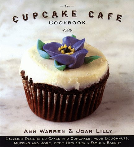 Cupcake Cafe Cookbook 9780385483391