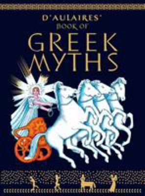 D'Aulaire's Book of Greek Myths 9780385015837