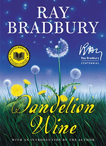 Dandelion Wine 9780380977260