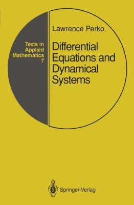 Differential Equations and Dynamical Systems 9780387974439
