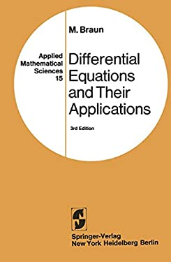 Differential Equations and Their Applications: An Introduction to Applied Mathematics 9780387908069