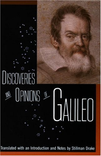 Discoveries and Opinions of Galileo 9780385092395
