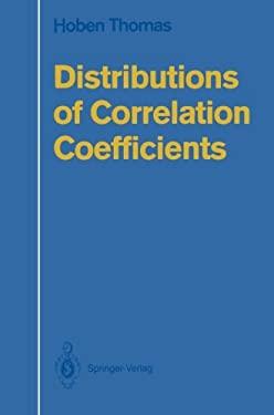 Distributions of Correlation Coefficients 9780387968636