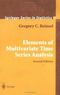 Elements of Multivariate Time Series Analysis 9780387406190