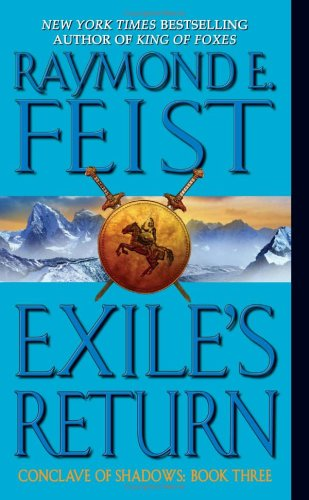 Exile's Return 9780380803279