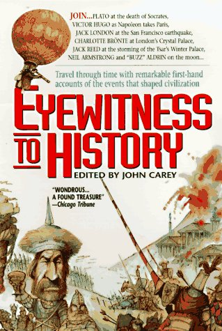 Eyewitness to History 9780380729685