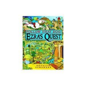 Ezra's Quest 9780385322621