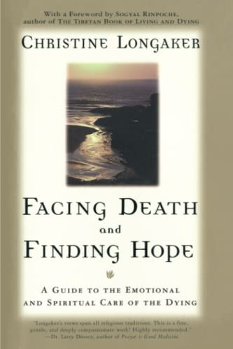 Facing Death & Finding Hope 9780385483322