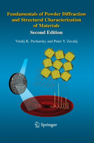 Fundamentals of Powder Diffraction and Structural Characterization of Materials, Second Edition 9780387095783