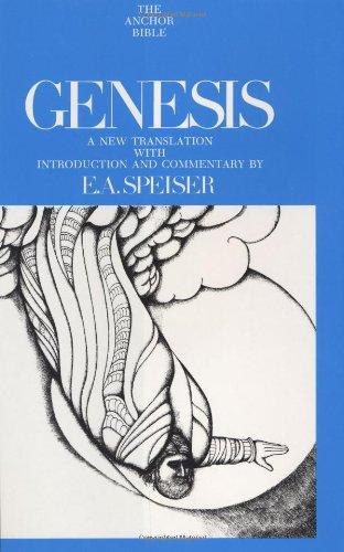 Genesis 9780385008549