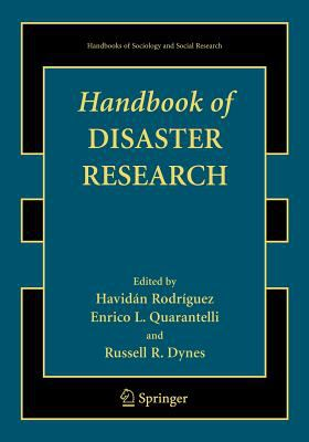 Handbook of Disaster Research 9780387739526