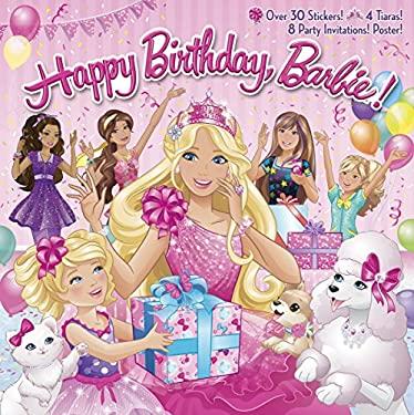 Happy Birthday, Barbie!