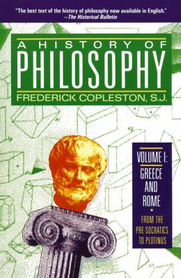 History of Philosophy, Volume 1 9780385468435