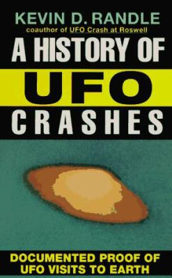 History of UFO Crashes 9780380776665