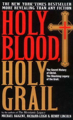 Holy Blood, Holy Grail 9780385338455