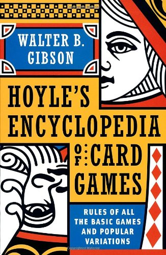 Hoyle's Modern Encyclopedia of Card Games: Rules of All the Basic Games and Popular Variations 9780385076807