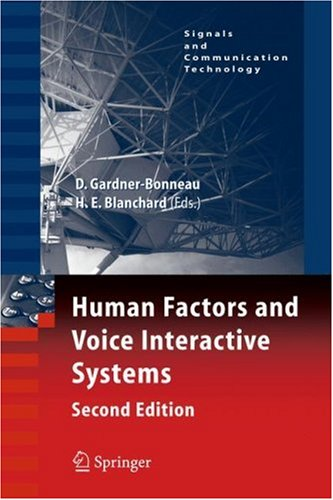 Human Factors and Voice Interactive Systems 9780387254821