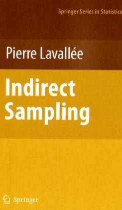 Indirect Sampling 9780387707785