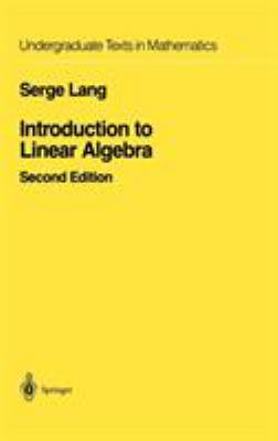 Introduction to Linear Algebra - 2nd Edition