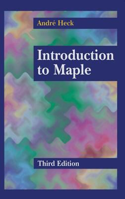 Introduction to Maple 9780387002309