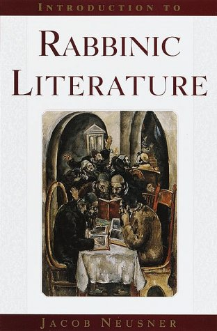 Introduction to Rabbinic Literature 9780385497510