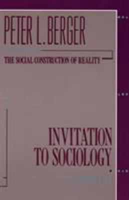 Invitation to Sociology: A Humanistic Perspective 9780385065290