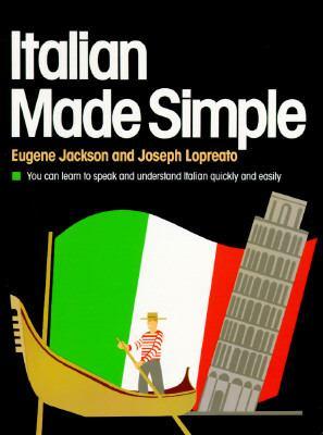 Italian Made Simple 9780385007368