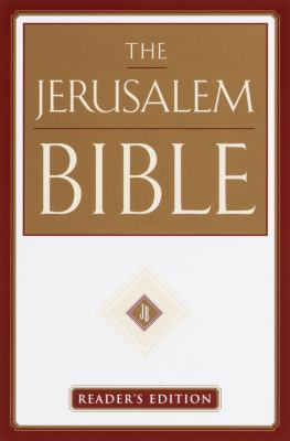 Jerusalem Bible-Jr 9780385499187