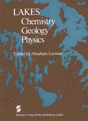 Lakes--Chemistry, Geology, Physics 9780387903224