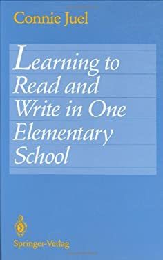 Learning to Read and Write in One Elementary School 9780387940380