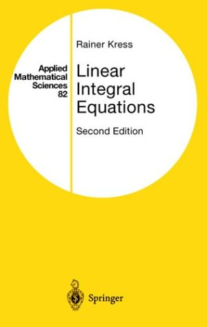 Linear Integral Equations 9780387987002