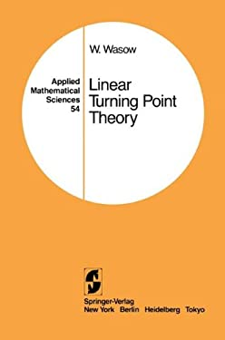 Linear Turning Point Theory 9780387960463