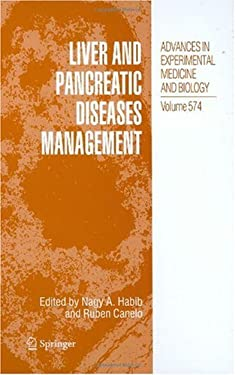 Liver and Pancreatic Diseases Management 9780387285481