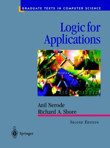 Logic for Applications 9780387948935