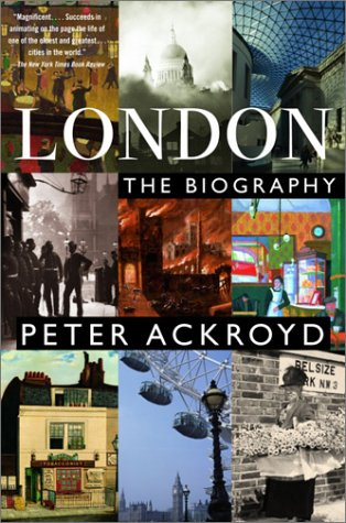 London: The Biography 9780385497718