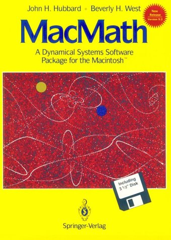 MacMath 9.2: A Dynamical Systems Software Package for the Macintosh 9780387941356