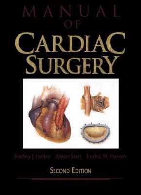 Manual of Cardiac Surgery