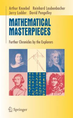 Mathematical Masterpieces: Further Chronicles by the Explorers 9780387330600