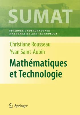 Mathematiques Et Technologie 9780387692128