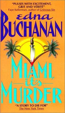 Miami, It's Murder: A Britt Montero Novel 9780380722617