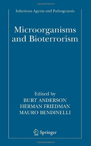 Microorganisms and Bioterrorism 9780387281568