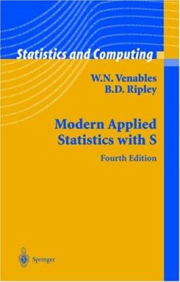 Modern Applied Statistics with S 9780387954578
