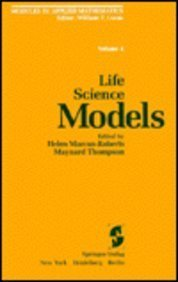 Modules in Applied Mathematics: Volume 4: Life Science Models 9780387907390