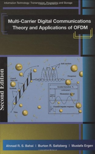 Multi-Carrier Digital Communications: Theory and Applications of Ofdm 9780387225753
