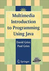 Multimedia Introduction to Programming Using Java 1171609
