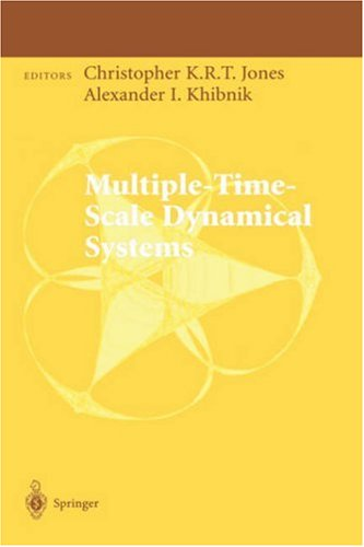 Multiple-Time-Scale Dynamical Systems 9780387951263