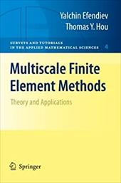 Multiscale Finite Element Methods: Theory and Applications 1165682