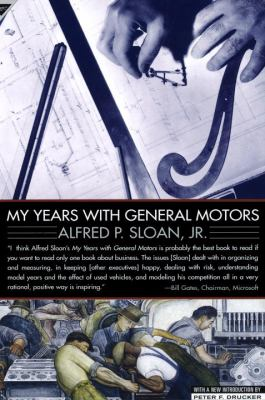 My Years with General Motors 9780385042352