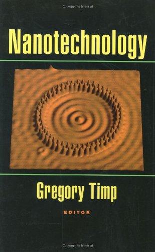 Nanotechnology 9780387983349