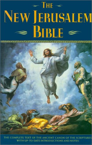 New Jerusalem Bible-NJB 9780385142649